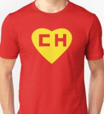 El Chapulin Colorado Slim Fit T-Shirt