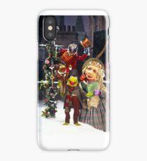 Muppet Christmas carol  iPhone Case/Skin