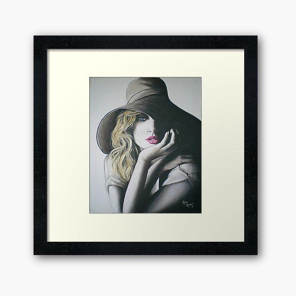 ENTICE Framed Art Print
