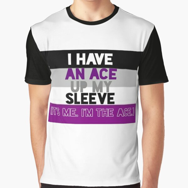 Asexual Graphic T-Shirt