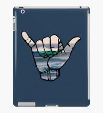 Shaka Wellen iPad-Hülle & Klebefolie