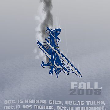 Flobots Fall Tour Poster 1 by djcoffman