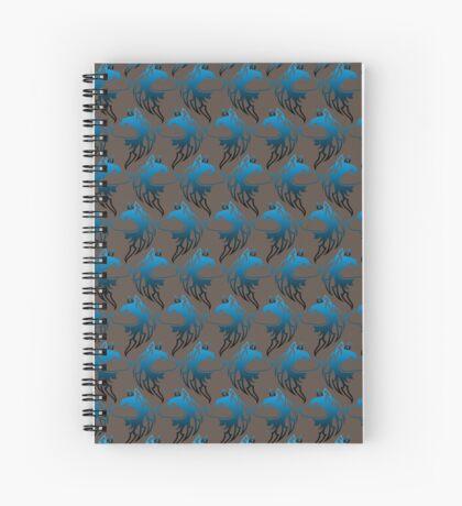 The Wolf , The Teacher Spiral Notebook