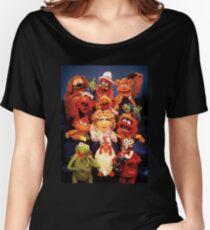 Muppets cast  Women's Relaxed Fit T-Shirt