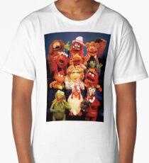 Muppets cast  Long T-Shirt