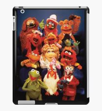 Muppets cast  iPad Case/Skin
