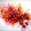 Cherries.. Riper Yet... by ©Janis Zroback