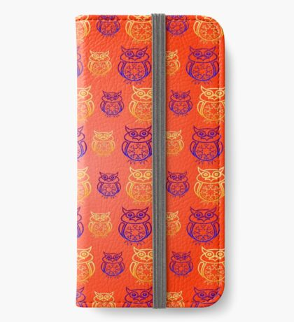 Owl Nation iPhone Wallet