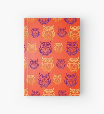 Owl Nation Hardcover Journal