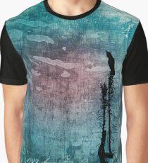 Raven call Graphic T-Shirt