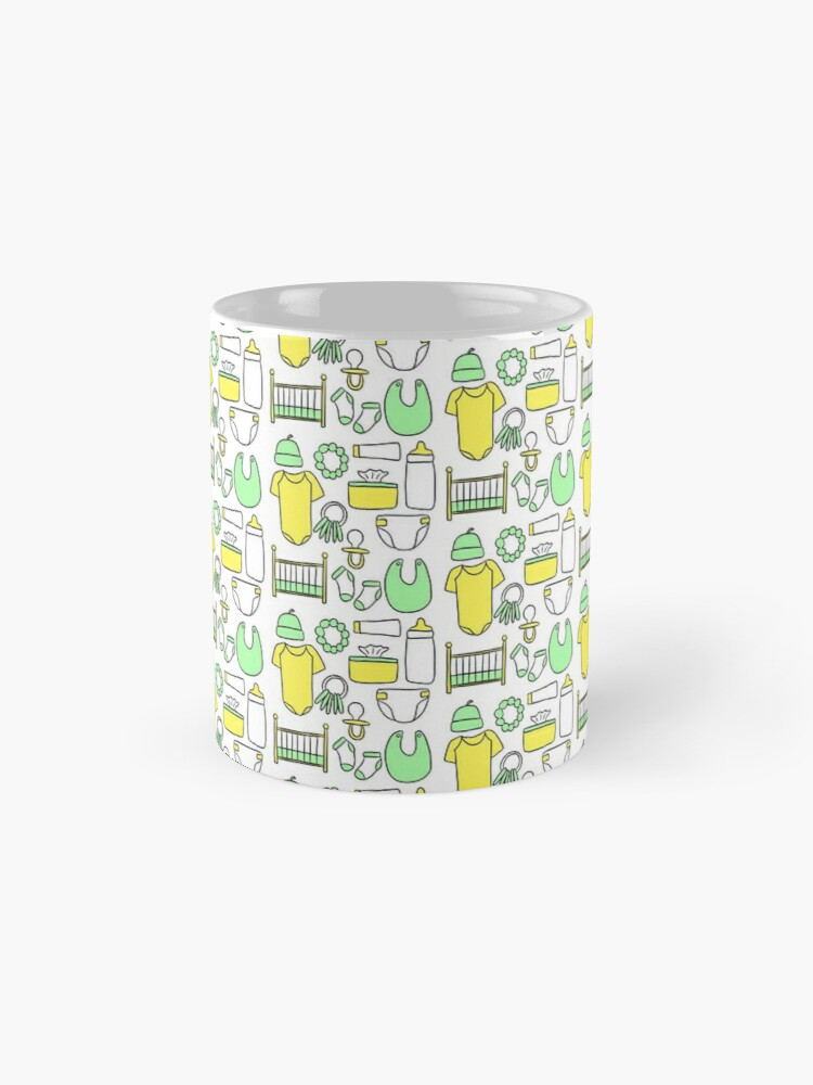 Alternate view of New Baby Items Mug