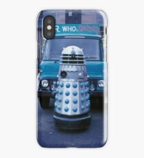 Dalek Carnival [FluxLimbo] iPhone Case/Skin