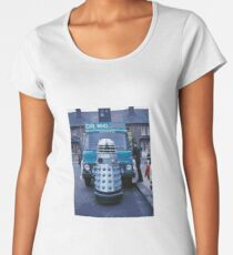 Dalek Carnival [FluxLimbo] Women's Premium T-Shirt