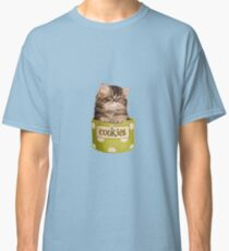 Funny Kitten Classic T-Shirt