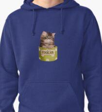 Funny Kitten Pullover Hoodie