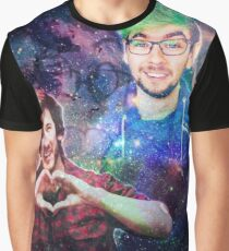 Mark & Jack in the Galaxy! Graphic T-Shirt