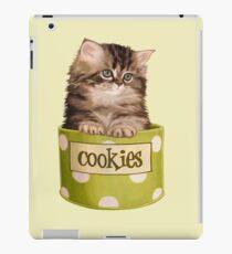Funny Kitten iPad Case/Skin