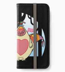 My Neighbor Koosalagoopagoop iPhone Wallet/Case/Skin