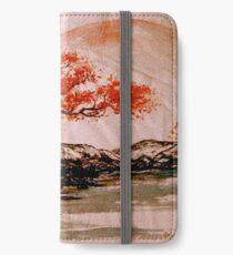 Autumn Water iPhone Wallet/Case/Skin