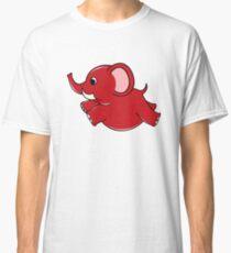 Plumpy Elephant Classic T-Shirt