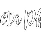 Zeta-Phi-Skript von CassiSelby