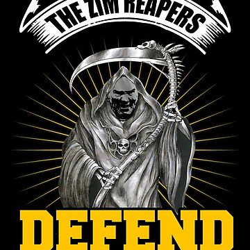 The Zim Reapers by OdinsDen