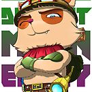 Size doesn't mean everything - Teemo by Katanagraphix
