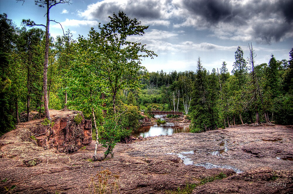Gooseberry Falls State Park by raberry