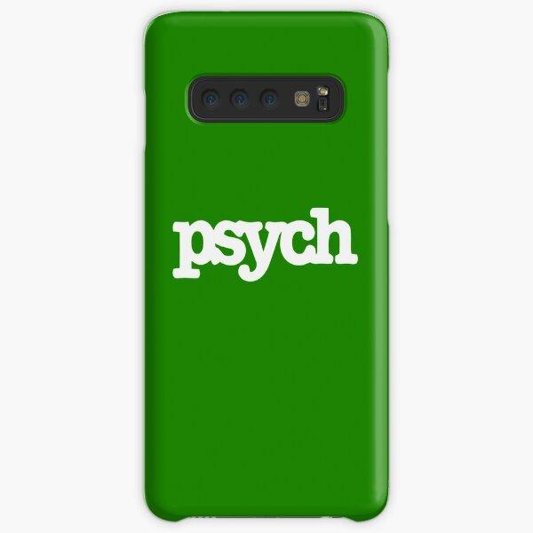 psych Samsung Galaxy Snap Case
