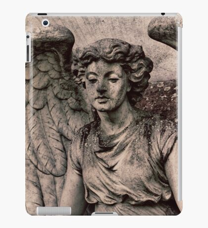Angel with a dirty face iPad Case/Skin