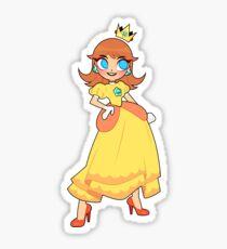 Princess Daisy Sticker