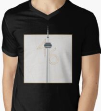 416 Toronto Feature with City Map OVO Colours Edition T-Shirt