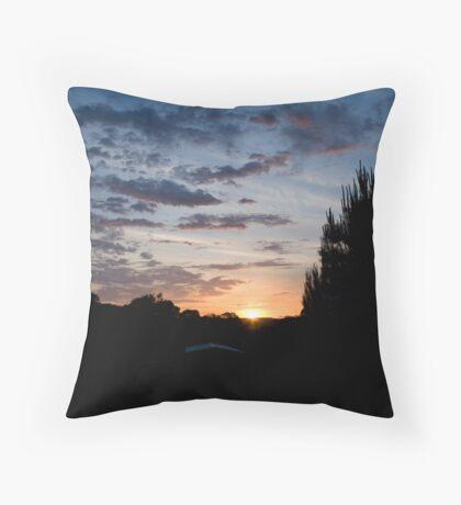 Boddington Sunrise As Is Throw Pillow