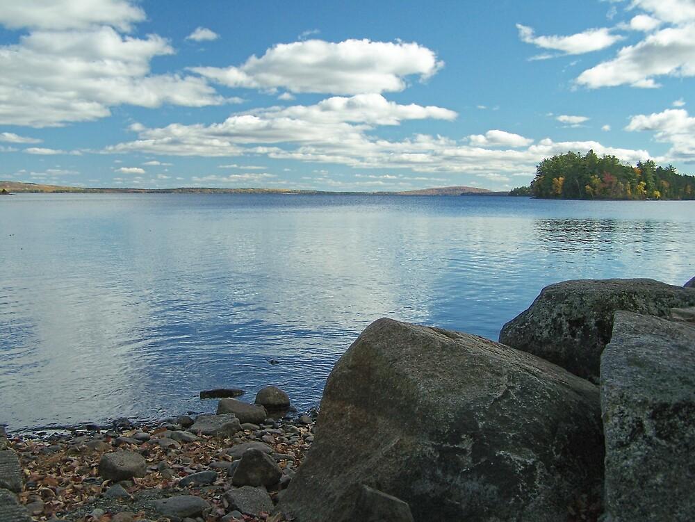East Grand Lake by Gene Cyr