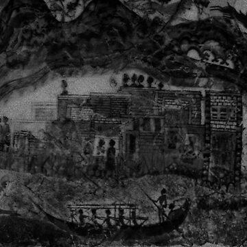 Minoan Settlement by AlexanderMagnus