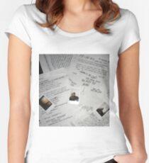 XXXTENTACION 17 Women's Fitted Scoop T-Shirt