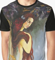 Withered wings Graphic T-Shirt