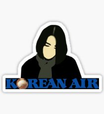Korean Nut Air Sticker