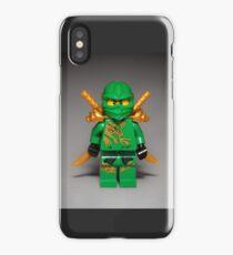Ninja Go Floyd iPhone Case/Skin