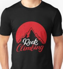 Climbing - Going to the Mountains Unisex T-Shirt