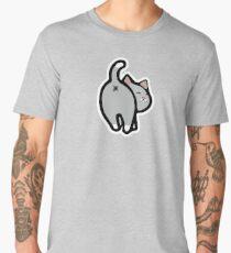 Bitmoji Cat Butt Shirt Men's Premium T-Shirt