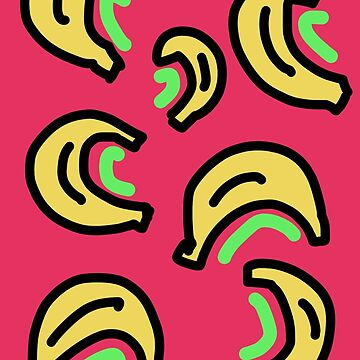 Techno CXV (2016) (Bananas) - by artcollect by artcollect