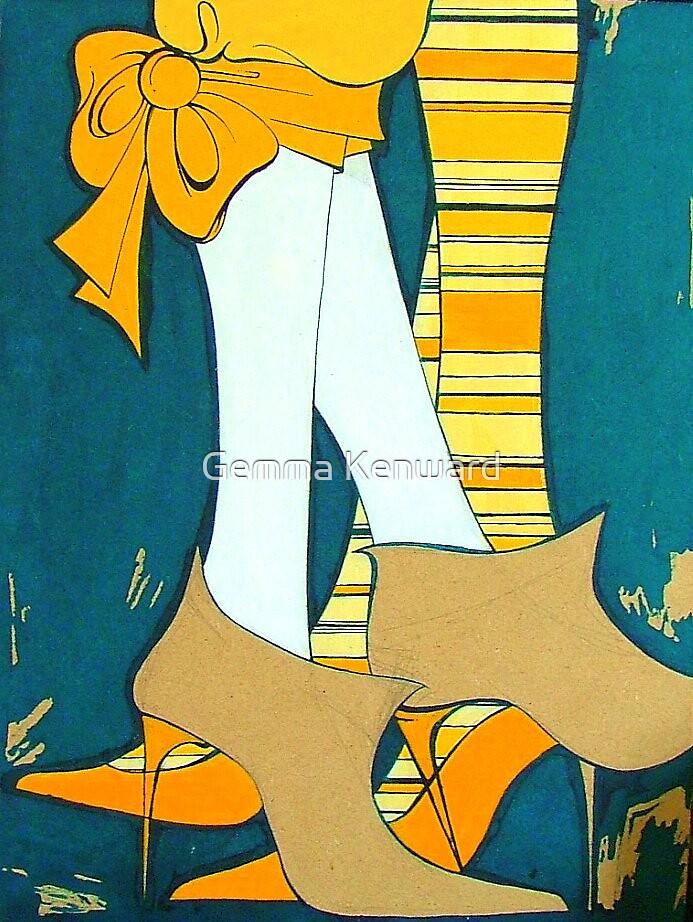Shoes by Gemma Kenward