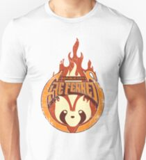 Vintage - Republic City Fire Ferrets Unisex T-Shirt