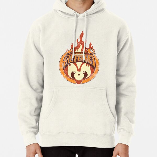 Vintage - Republic City Fire Ferrets Pullover Hoodie