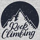 Rock Climbing - Going to the Mountain by deonhub