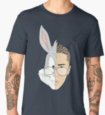 BAD BUNNY LOGO Men's Premium T-Shirt