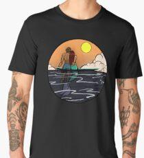 The End of Summer Men's Premium T-Shirt