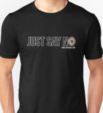 Just Say No to Wagon Wheel T-Shirt