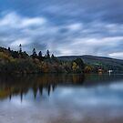 Pre Dawn at Loch Tay, Perthshire, Scotland by Cliff Williams